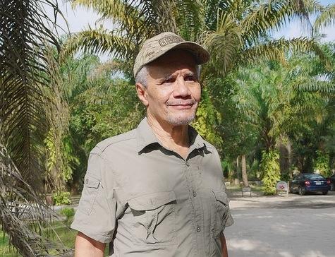 Desmond Majekodunmi, protecteur de la forêt africaine