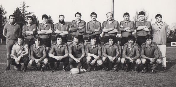- Equipes de rugby 1970 à ....