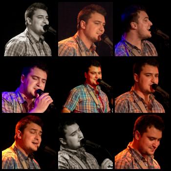 Maxime McGraw - Octobre 2012