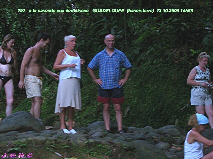 VACANCES GUADELOUPE  11/16  TERRE DE HAUT  10 - 17/10/2005  D  16/04/2015