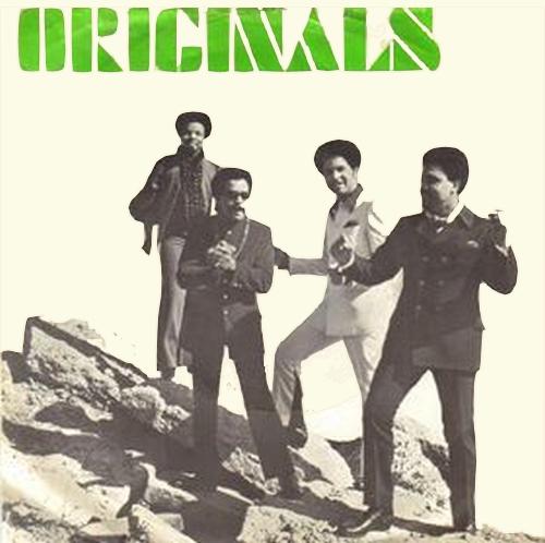 "The Originals ; Album "" Naturally Together "" Soul Records SS 729 [ US ]"