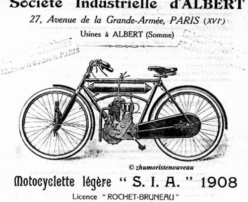 Austral : ses motos et ses tricars (1905 & 1908)