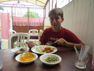 13 Juillet  2014 - Retour sur Padang