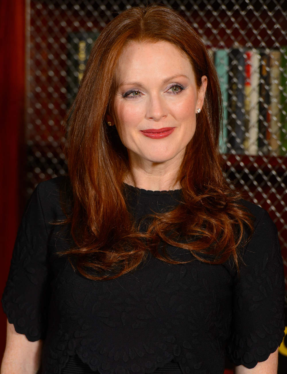 Les cheveux ultra-longs de Julianne Moore