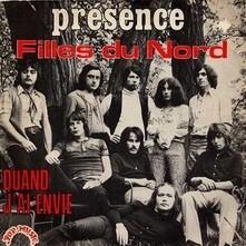 PRÉSENCE 45T 1 1970