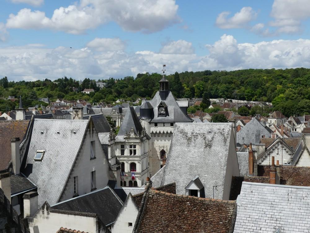 La Cité Royale de Loches...