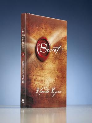 """Livre du moment """"LE SECRET"""" de Rhonda Byrne"""