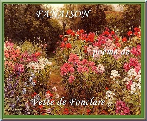 fanaison