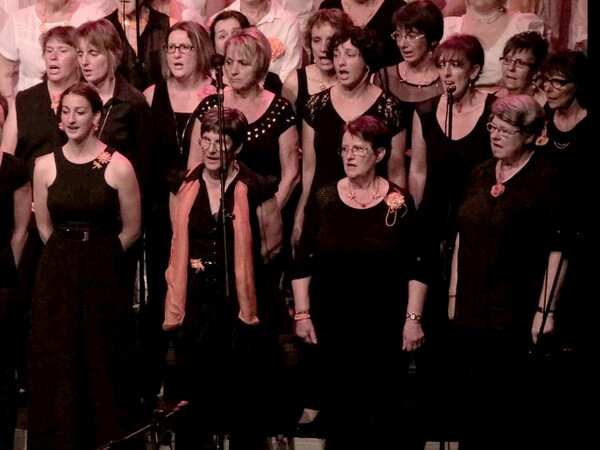 Le concert des Sans Voix 2015