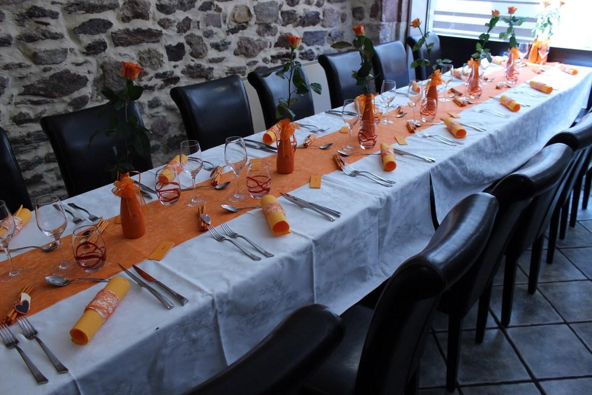 Carterie pour communion et déco de table - suite