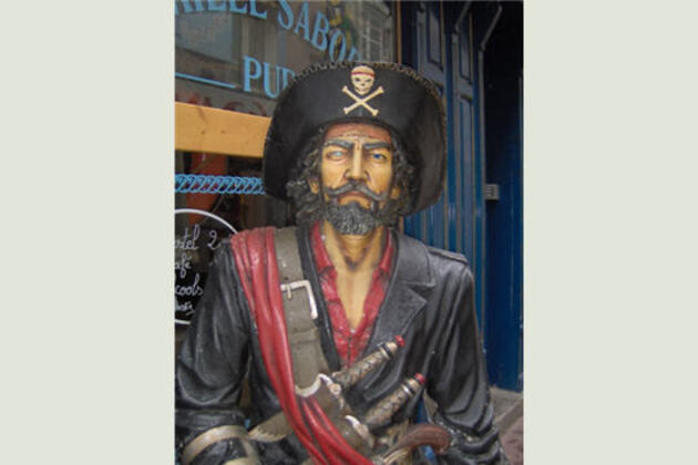 Des pirates bienveillants