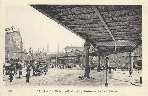 Bassin de la Villette (Paris 19 ème)