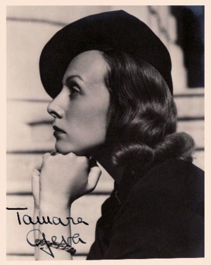 Tamara Geva