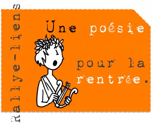 Rallye-liens : Une poésie pour la rentrée - Dimanche René de Obaldia