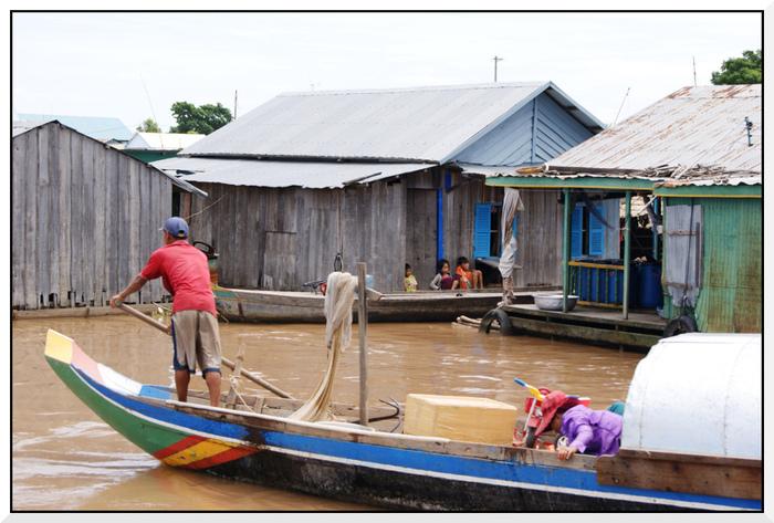 Phnom-Penh-Vivre sur le Mekong