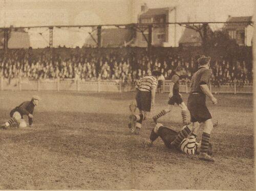 R.C.Calais 2 octobre 1934