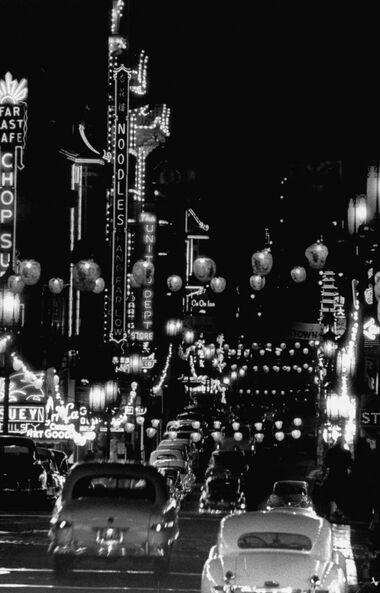 02 - Ambiance urbaine - à New-York et ailleurs