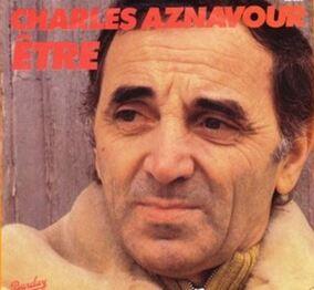 Défi Octobre - Charles Aznavour : Jour 5