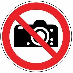 RÉPRESSION : Arrêté et placé en garde à vue pour avoir... pris des photos !