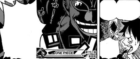 Hypotheses pour le chapitre 752 de One Piece