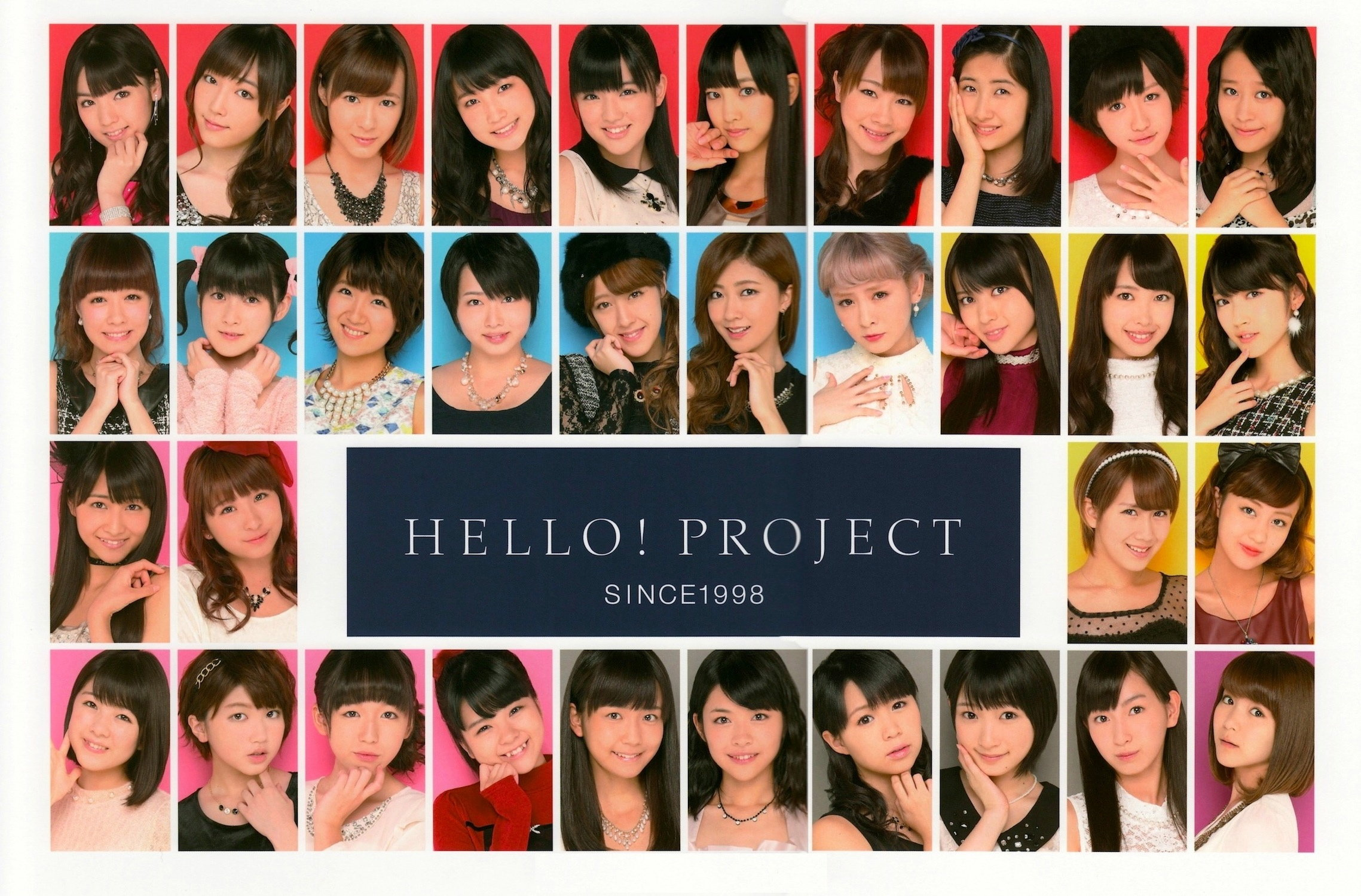 """Galerie Photos """"Hello! Project..."""