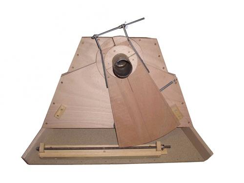 Détails du télescope