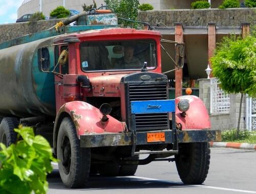 IRAN Mack, Volvo and Co