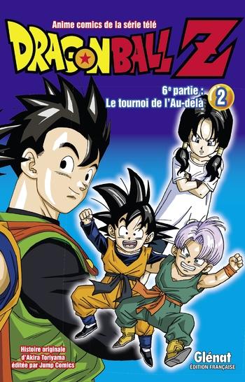 Dragon ball Z - 6ème partie Le tournoi de l'au-delà Tome 02 - Akira Toriyama