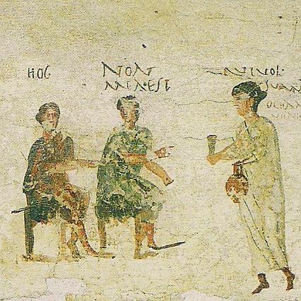 prostituées antiquité