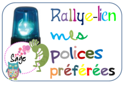 Rallye-lien - Mes polices d'écriture préférées