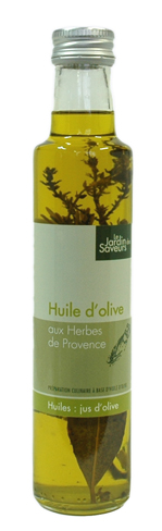SAPIDUS huile d'olive aux herbes de Provence