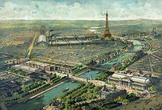 Conférence Exposition universelle de 1900