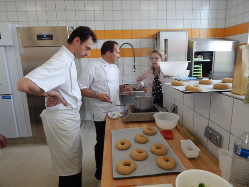 FORMATION SNACKING BAGELS NORDISTE  DE CHEZ PURATOS