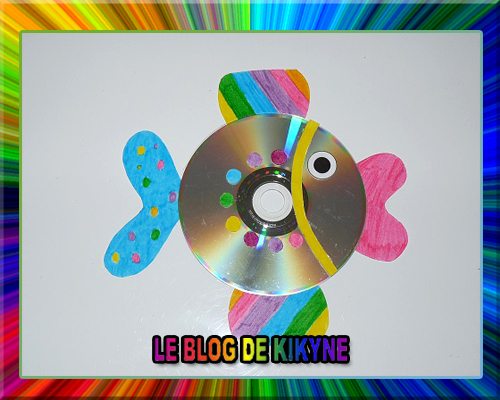Des poissons-CD
