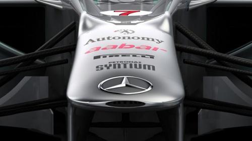 Mercedes F1 : Veni, Vidi, Vite parti…