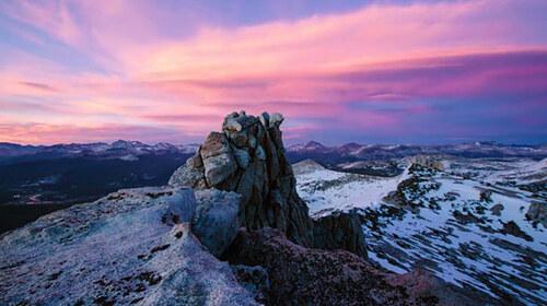 45 jours à Yosemite