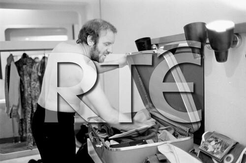 Colm Wilkinson coulisses Eurovision 1978