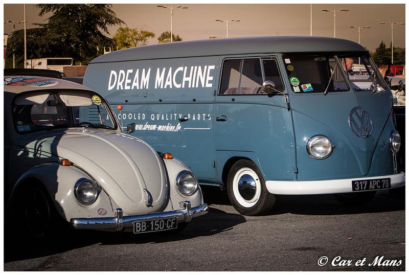 Automédon 2014 Les VW's