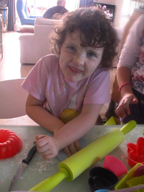 Atelier Déco de gâteaux en pâte à sucre