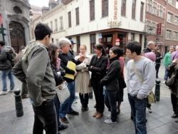 VISITE DE LA GRAND PLACE avec un guide ...