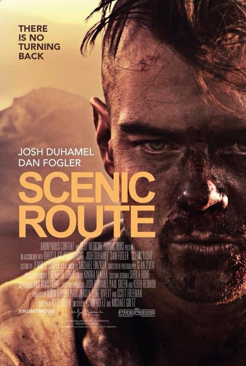 """Bonsoir a l'honneur : """" Scenic Route """""""