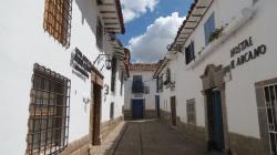 Cusco: dans le nombril avec tout le monde