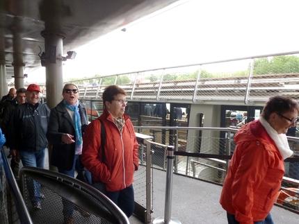 Samedi 14 mai - Promenade bateau Promenade