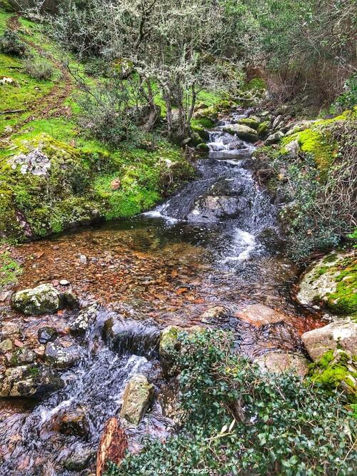 Sur le sentier des bergeries de Calca