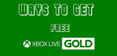 Free Xbox Live Codes 2020 – Generator and Other Ways