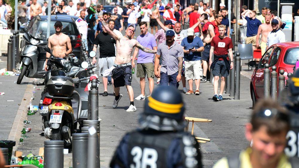 Scènes de violence extrême à Marseille