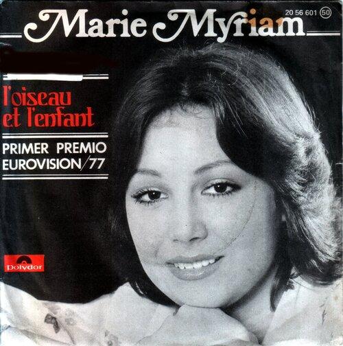 Marie Myriam - On Garde Toujours