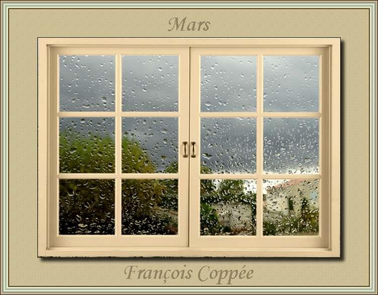 """"""" Mars """" poème de François Coppée"""