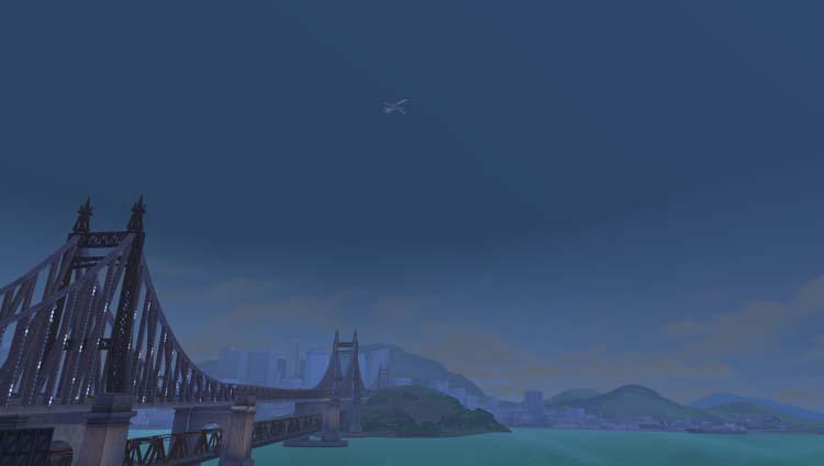 Sims 4 Quand on arrive en ville...
