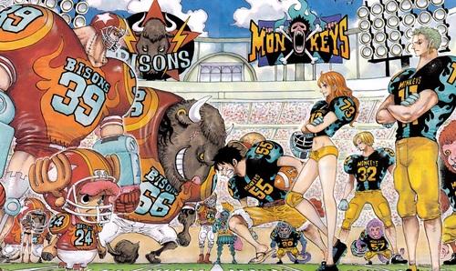 One Piece Chapitre 858 en Version Française